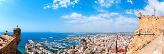 Escápate a 15 minutos de Alicante con desayunos