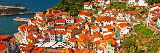 Escápate a Asturias, cerca de Cudillero