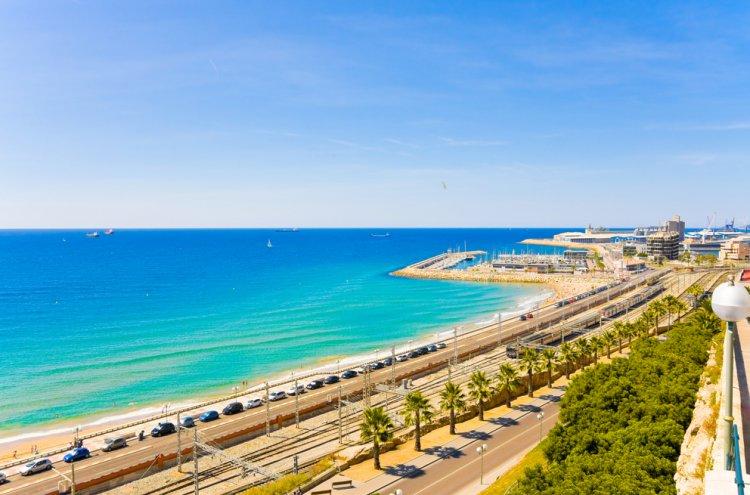 viaje puesto salida en Tarragona